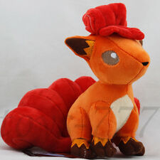 "Pokemon Vulpix Fox character 7"" Stuffed Animal Nintendo Game Plush Pretty Toy"