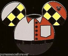 Disney Pin: WDW Hidden Mickey 2013 - Epcot Costumes: Test Track