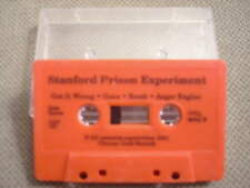 MEGA RARE PROMO Stanford Prison Experiment DEMO CASSETTE TAPE 1991 UNRELEASED !!
