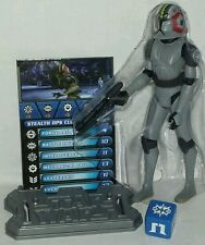 Star Wars COMMANDER BLACKOUT Figure CW Stealth Operations Clone Trooper TRU