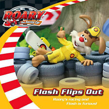 Roary the Racing Car - Flash Flips Out,