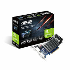 ASUS GeForce GT 710 710-2-SL-BRK 2GB 64-Bit DDR3 Graphics Card