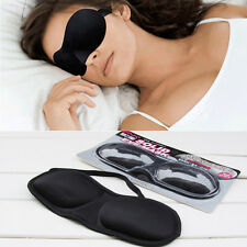 3D Contour Sleep Rest Cool EyeMask Eye Mask EyeShade Relaxing Sleeping Cover