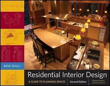 Residential Interior Design: A Guide To Planning Spaces-ExLibrary