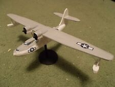Built 1/144: American CONSOLIDATED PBY CATALINA Flying Boat US Navy