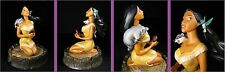 ENESCO  DISNEY WDCC Pocahontas Listen To Your Heart Rare PROTOTYPE