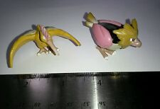 Pokemon Evolution figure set Authentic Nintendo,Spearow,Fearow