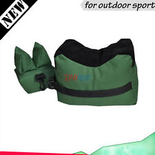 Large Shooting Bag Set Rifle Gun Rest Range Gear Front and Rear Bags for outdoor