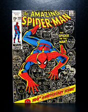 COMICS: Marvel: Amazing Spiderman #100 (1971), 100th Anniversary issue - RARE