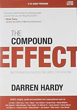 The Compound Effect Audio Program by Darren Hardy (Audio CD) FREE SHIPPING