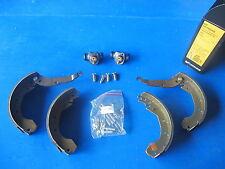 Kit de freins arrière Delphi pour: Opel: Combo 1.4i et 1.7D Eco et Pack 1.6T