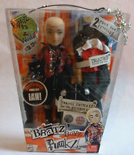 2005 vintage fashion doll DYLAN BRATZ BOYZ PUNKZ Pretty 'N' Punk MIB RARE!