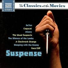The Classics at the Movies: Suspense, New Music