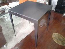 table de bar industrie Métal style vintage haute 100x100x100