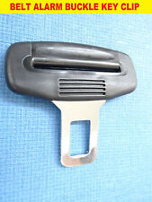 LEXUS CT 200H SEAT BELT ALARM BUCKLE KEY CLIP SAFETY CLASP STOP