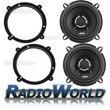 "Audi A3 8L 1996 - 2003 Front Door Speaker Upgrade Vibe Slick 5.25"" 420W"