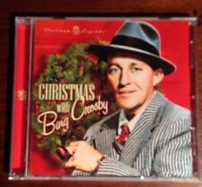 Christmas With Bing Crosby CD - 15 tracks - White Christmas, Silver Bells & More