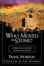 Who Moved the Stone? Morison, Frank Paperback