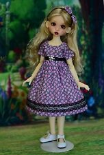 """Spring Twilight"" Dress, Outfit, Clothes for 18"" MSD Kaye Wiggs BJD, Bergemann"