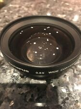 Olympus 0.8x 55mm Wide Conversion Lens