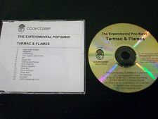 EXPERIMENTAL POP BAND - TARMAC & FLAMES -  Full album promo CD