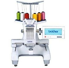 Brother PR-620 6 Needle Embroidery Machine Demo Model