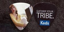 TAYLOR SWIFT 2013 Keds promo Guitar Pick!!! Gather Your Tribe
