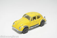 PLAYART PLAY ART HONG KONG VW VOLKSWAGEN BEETLE KAFER YELLOW EXCELLENT CONDITION