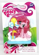 MY LITTLE PONY BIRTHDAY PARTY  CANDLE CUPCAKE  DECORATION CAKE TOPPER