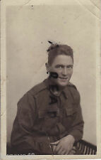 WW1 soldier AIF Australian Imperial Forces