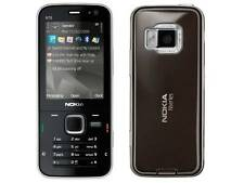 Unlocked Nokia N78 WCDMA 3G 3.15MP Camera 2.4`` GPS WIFI