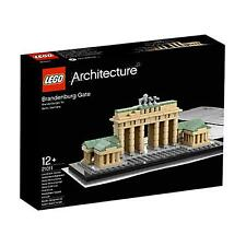 LEGO Architecture Brandenburg Gate (21011) New In Box