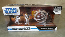 NEW SEALED Hasbro STAR WARS Republic Gunship Clone Geonosis Assault