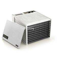 BRAND NEW EXCALIBUR 9 TRAY FOOD DEHYDRATOR WHITE WITH TIMER MODEL 3926TW