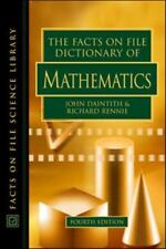 The Facts on File Dictionary of Mathematics (Facts on File Science Dic-ExLibrary