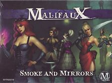 MALIFAUX Smoke and Mirrors WYR20318 NEW FACTORY SEALED M2E