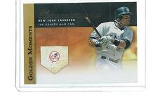 2012 TOPPS UPDATE BASEBALL GOLDEN MOMENTS CURTIS GRANDERSON #GM-U12