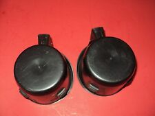 00 01 FORD FOCUS HARD PLASTIC CONSOLE CENTER CUP HOLDER INSERTS