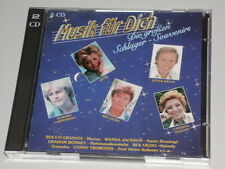 MUSIK FÜR DICH 2 CD 'S MIT ADAMO PEGGY MARCH CONNY FROBOESS PETER KRAUS GITTE