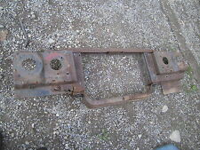 1965 OLDSMOBILE OLDS CUTLASS F85 442 65 RADIATOR SUPPORT FOR PARTS/FIX MOUNT PAN