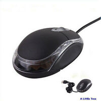 USB  Optical 3 Button Scroll Wheel Mouse 800 DPI For PC Laptop Notebook