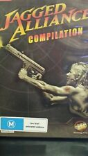 Jagged Alliance Compilation  PC GAME