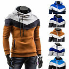 Men Jackets Sweatshirt Hoody Coat Hoodies Jumper Top Sweatshirt UK Size S M L XL