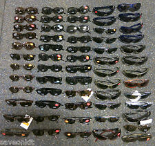 Joblot 61 x ERRI And EXTREND ,UV Protective Cat 3 Adult Designer Sunglasses