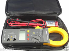 Digital Clamp Meter DC/AC 1000A AC750V DC1000V Power 9V, clamp multimeter