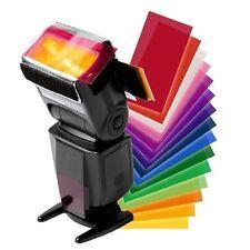 12 Color Flash Diffuser Kit for speedlite canon 430ex 270ex ii 270ex 320ex 580ex