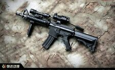 1/6 Scale Weapon M4A1 carbine M4 CQB-R DRAGON Assault Rifle GUN BattleField TCTD