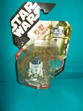 STAR WARS 30TH ANNIVERSARY ROTJ #46 R2-D2 WITH CARGO NET UNOPENED NEW