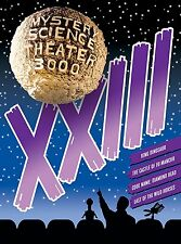 Mystery Science Theater 3000 Vol. XXIII Volume 23 NEW SEALED! SMALL CUT IN UPC!