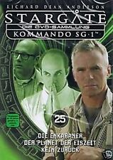 Stargate Kommando SG-1 DVD vol. 25 mit Richard D. Anderson, Christopher Judge